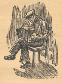 014 n Ome Toon met zijn harmonica uit Tingeltangel tek Jordaan