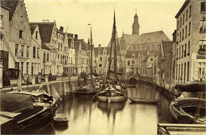 041 Koolvliet te Antwerpen