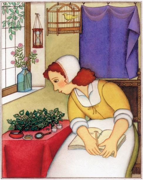 042 sample- MSM silkworms001 maria bestudeert insecten Carolyn Croll
