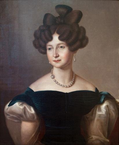 Anna Pavlovna, Grand-Duchess of Russia  *1841