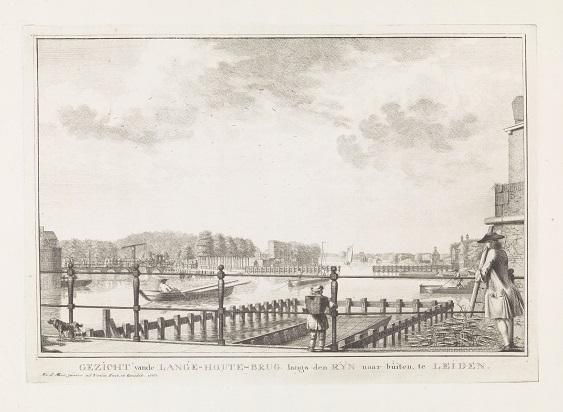 3 RP-P-1940-210 Gezicht op de Rijn bij Leiden, Noach van der Meer (II), 1763 vanaf Lange Houten Brug Zelfportret van Noach van der Meer, Noach van der Meer (II), 1769 - 1822