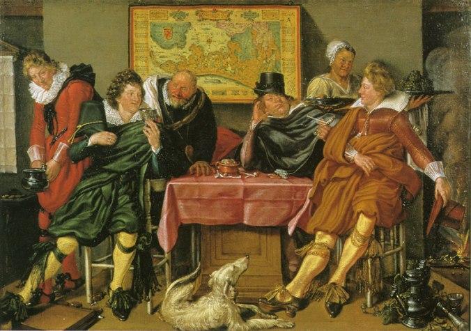 6850 Willem Buytewech vrolijk gezelschap Boymans_2