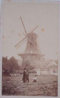 serveimage Molen de Oranjeboom ca 1880 arch dordr