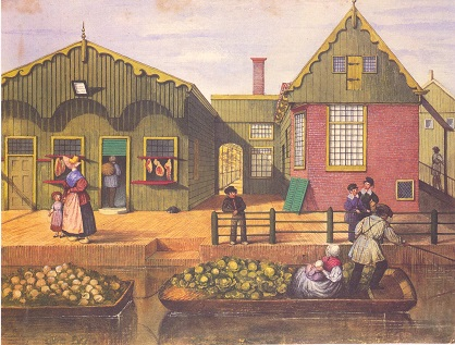 Zaandam aug 1838
