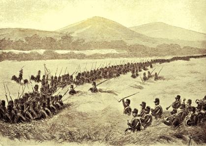 005 Het_zevende_bataljon_tot_de_aanval_oprukkend 1846