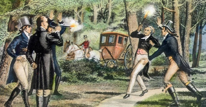 017 The Duel The Parallel Lives of Alexander Hamilton and Aaron Burr