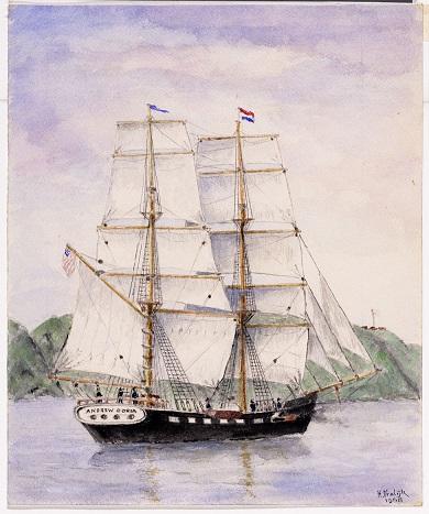 Andrew Doria Fries Scheepvaartmuseum Sneek