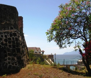 Fort_Oranje op Sint Eustatius GNU Free Documentation License,