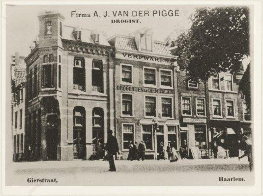 Gierstraat Haarlem