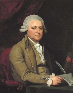 John Adams, 1788, Mather Brown