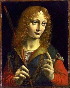 f5f5ba56ac46ba5615687e66a079f3c5--st-sebastian-male-portraits Da Vinci