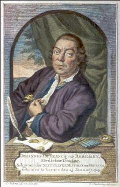 Johannes le Francq van Berkhey