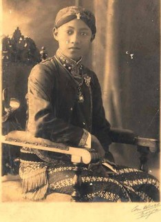 Paku Alam VIII sultan van djokja