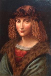 School_of_Leonardo_da_Vinci_-_(Salai) 15 jaar prive coll. Alois Foundation Liechtenstein ca 1502-03