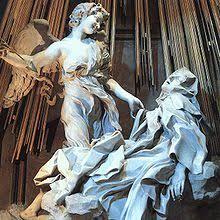Teresia van Avila door Bernini