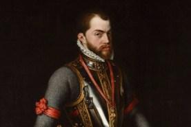 Filips-II-Koning-van-Spanje-