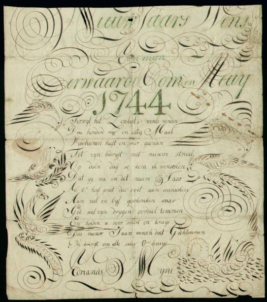1744 nieuwjaars Hs Mijne (3)