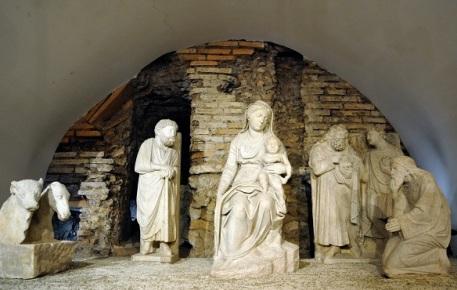 Arnolfo di cambio, kapel in de Santa Maria Magiore in Rome