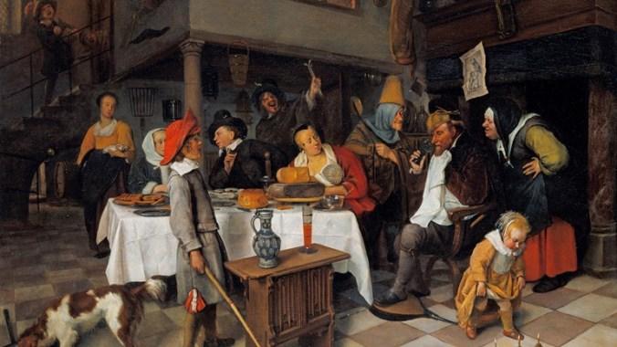 Driekoningenfeest-De-koning-Drinkt-c-1661-Jan-Steen-Afbeelding-Mauritshuis (1)