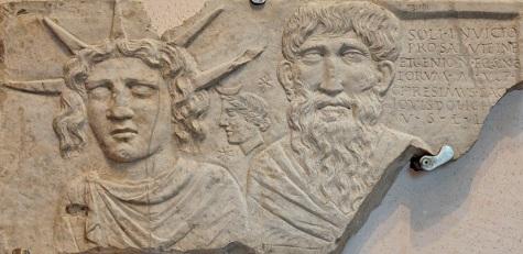 Stele_Sol_Invictus_Terme baden Dicletianus
