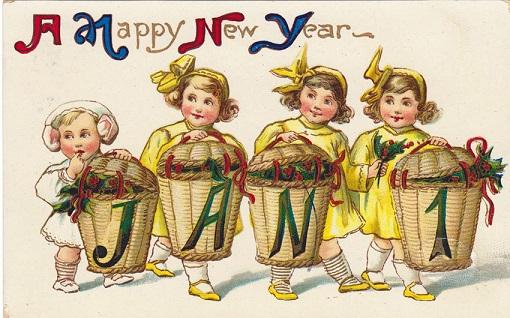 Vintage_New_Year_postcard