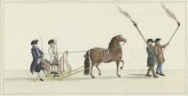 0015 f RP-T-00-3717 Dertiende slede, Abraham Delfos, 1776