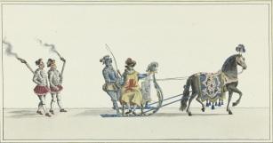 015 a RP-T-00-3707 Derde slede, Abraham Delfos, 1776