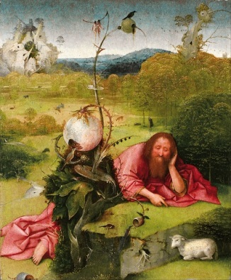 003 hieronymus_bosch_-_saint_john_the_baptist_in_the_desert_-_google_art_project Lazaro Galdianomus Madrid