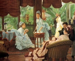 005 v in-the-conservatory James Tissot