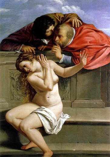 Susanna_and_the_Elders_(1610),_Artemisia_Gentileschi Schloss Weissenstein