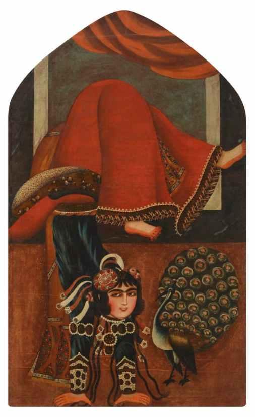 OE_0413-e1521720576890 Tumbler Girl (c. 1820–1820), Iran. © Archivio di Stato del Cantone Ticino, Bellinzona