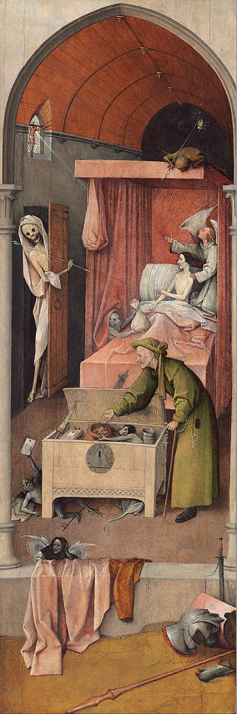 001 340px-Hieronymus_Bosch_-_Death_and_the_Miser_-_Google_Art_Project