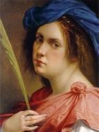 001 Artemisia_Gentileschi_Selfportrait_Martyr ca 1615 pr coll