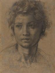004 Andrea del Sarto Joh de Doper, ca 1523 Nat Gall of Art Washington