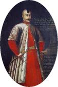 Dymitr_Wiśniowiecki_Bajda_1 Ukraïnse kozakkenleider begin 17de eeuw