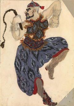003 84b6dc6044ada582dee1990df893401c costuum ballet fontijn van Bakht. door Valentina Khodasevich