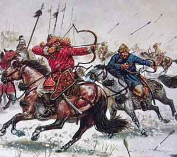 007 picTATatar warriors Tata Cavalry 0