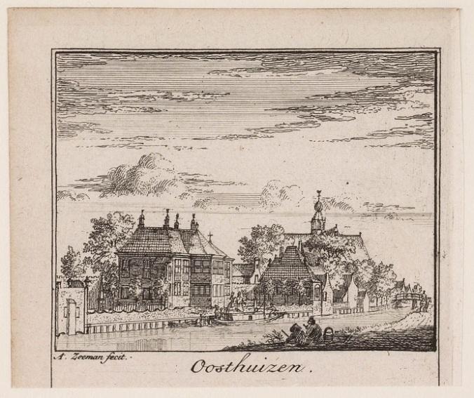 001 Dorp Oosthuizen met huis Bredehoff