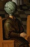 SK-A-4293 De legende van de bakker van Eekloo, Cornelis van Dalem (kopie naar), 1550 - 1650 - kopie