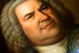 Restauriertes Bach-Porträt nach E.G.Haußmann