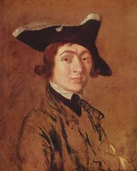 002 zelfportret Thomas Gainsborough