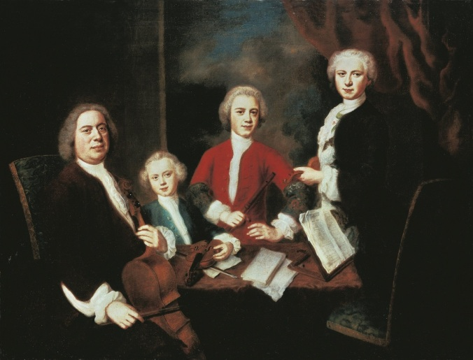 006 c germany-johann-sebastian-bach-with-his-sons-1730-96507660-5794fddc5f9b58173bb80457 Johann Sebastian Bach with his sons, 1730. DEA PICTURE LIBRARY