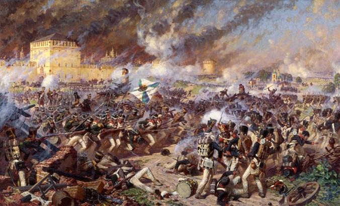 001 A. Avertanov Gevechten bij Smolensk