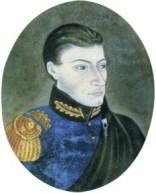 003 シーボルト_川原慶賀筆 Von Siebold door Kawahara Keiga 1820